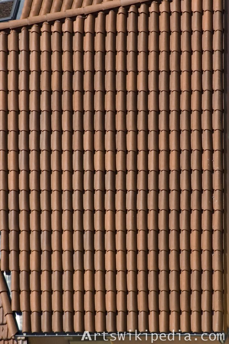 roof bitmap material
