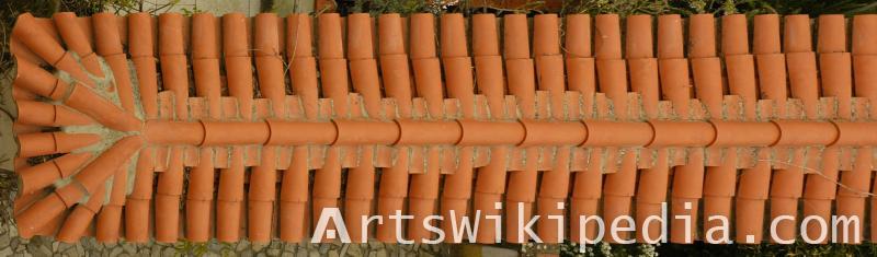top roof texture