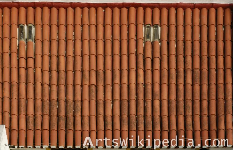 real roof texture