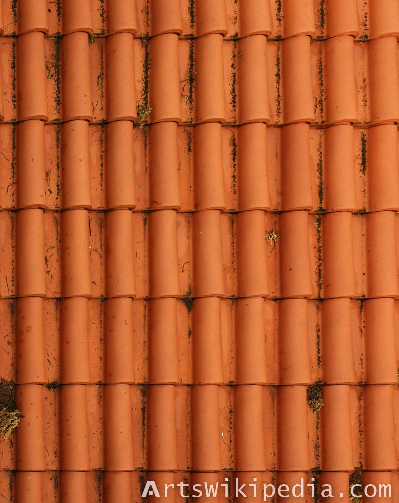 free roof tiles texture