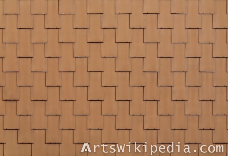 ceramic roof albedo map