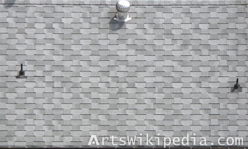 free gray ceramic roof texture