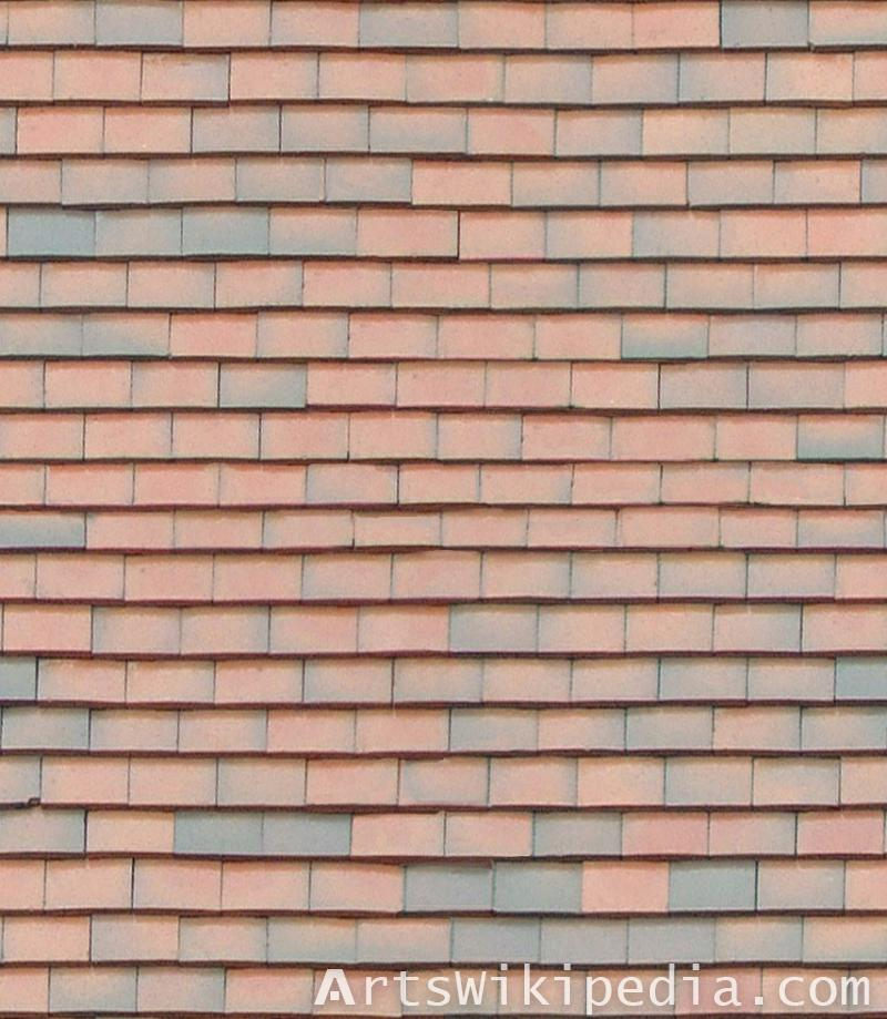 free roofing texture map