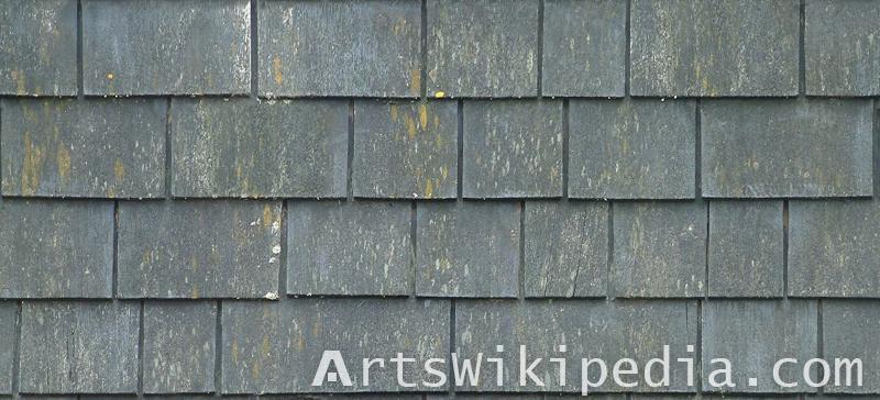 free roof shingle albedo map