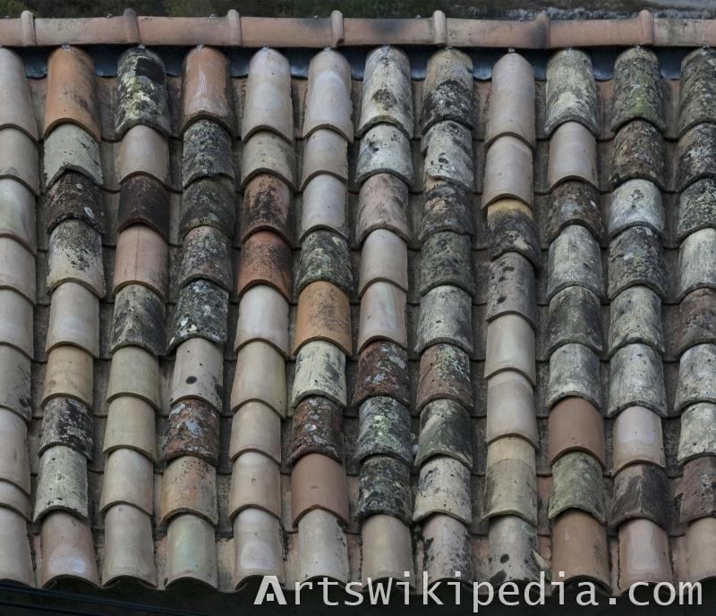 shingles albedo material