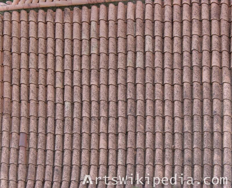 shingles albedo texture