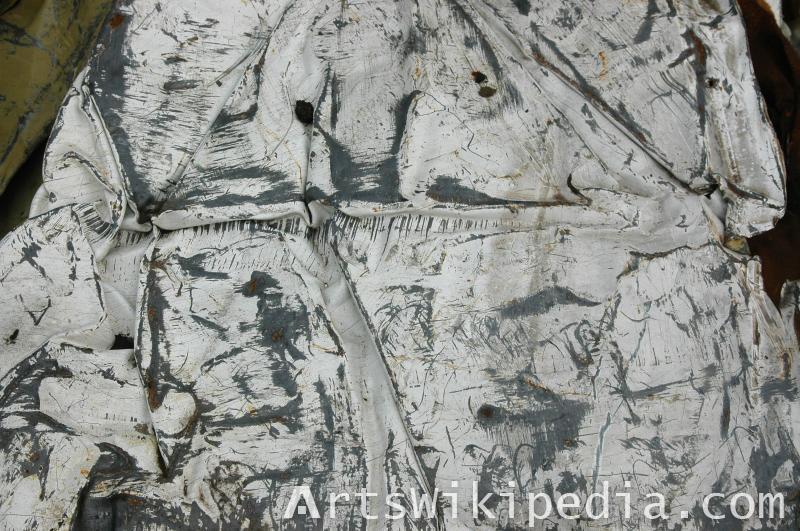 scratched metal texture 3dsmax