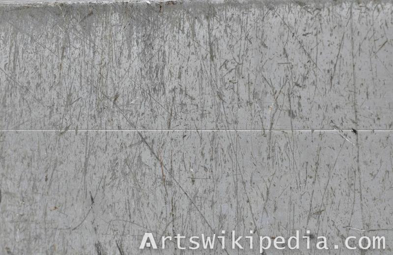 scratched metal maya texture
