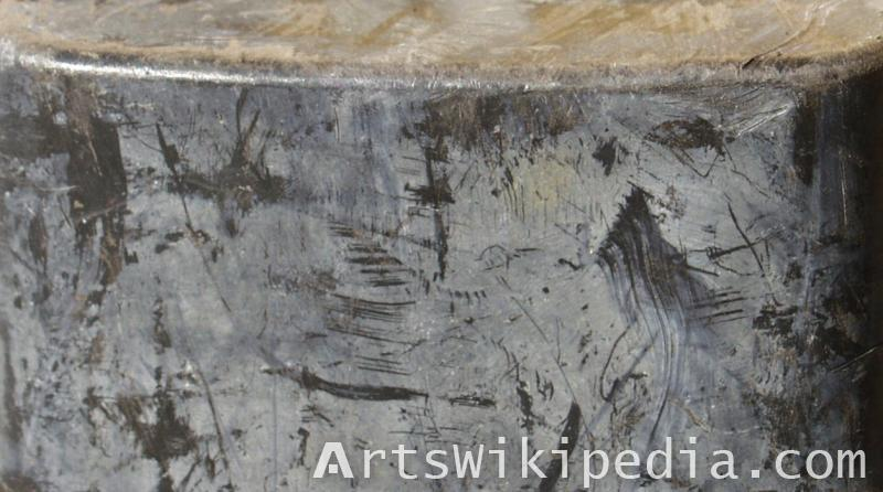 free albedo scratched metal