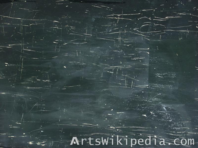scratched dark metal texture