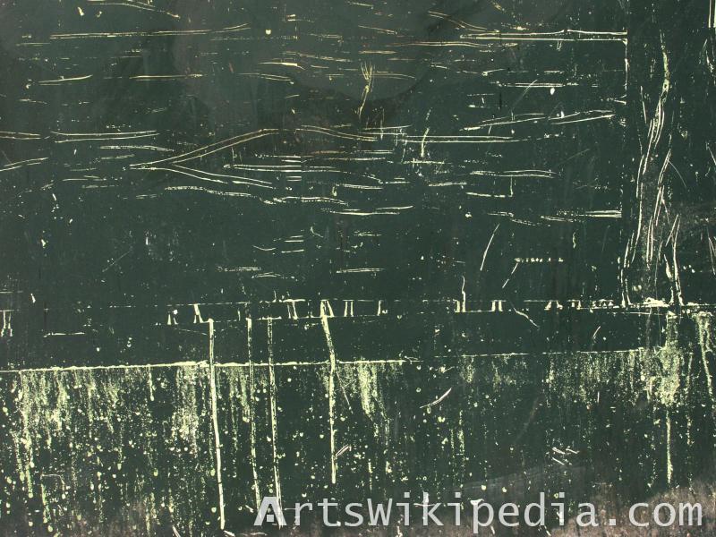 scratched dark metal albedo texture