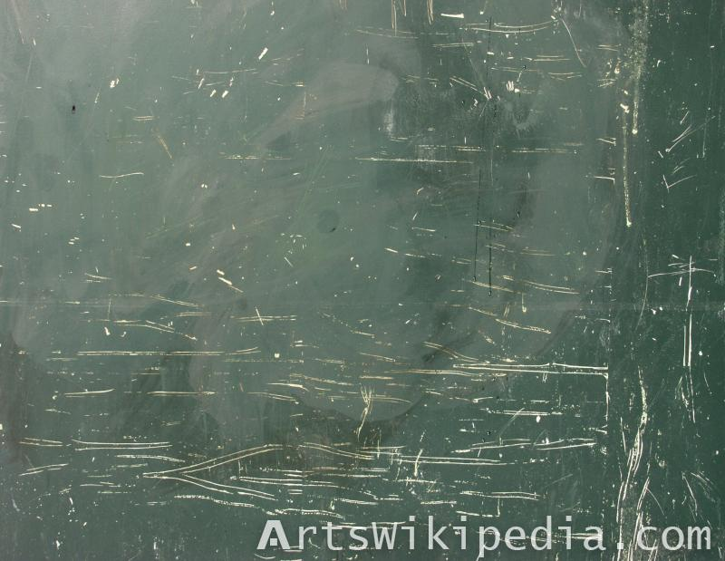 scratched metal blender texture