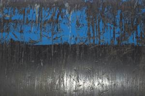 blue-painted-scratched-metal-texture