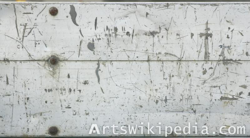 scratched metal texture image
