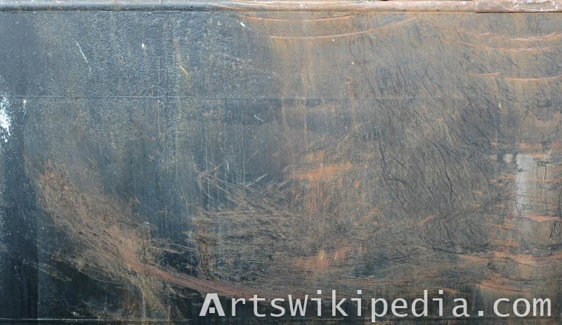 scratched metal unity texture