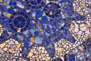 dark-blue-mosaic