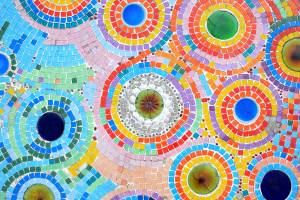 circular-color-mosaic