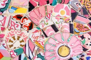 flower-mosaic-texture