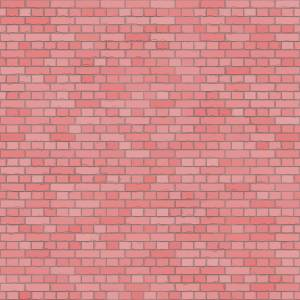 Pink brick texture