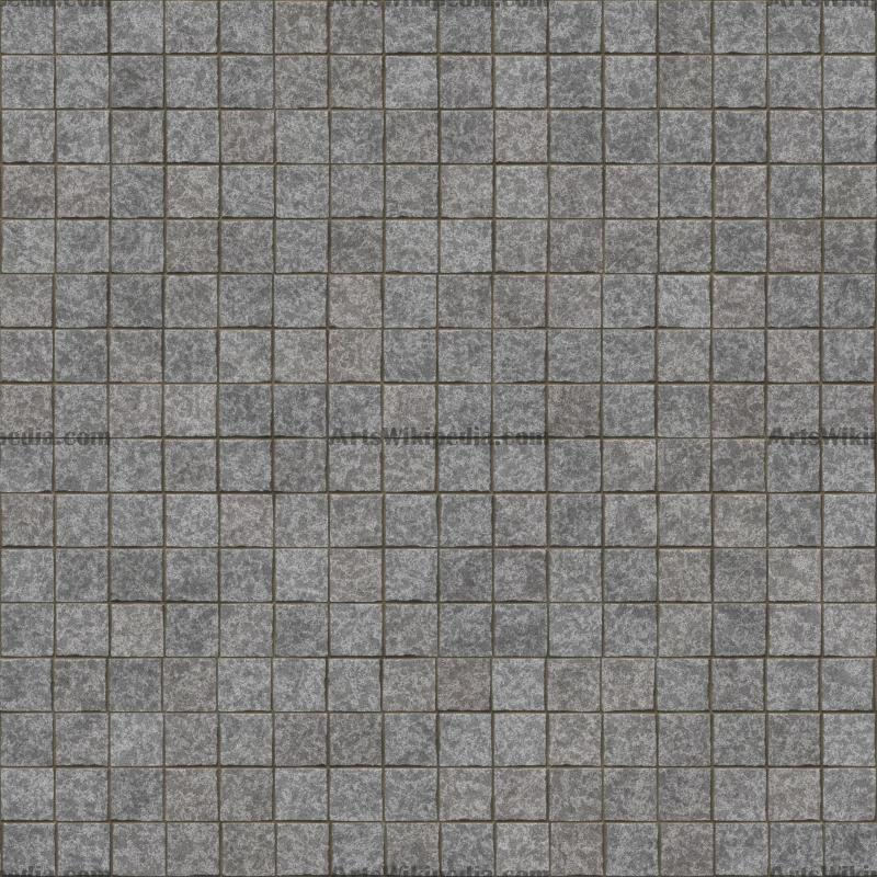 Gray colored pavement texture