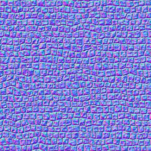 Free Leather Normal Map
