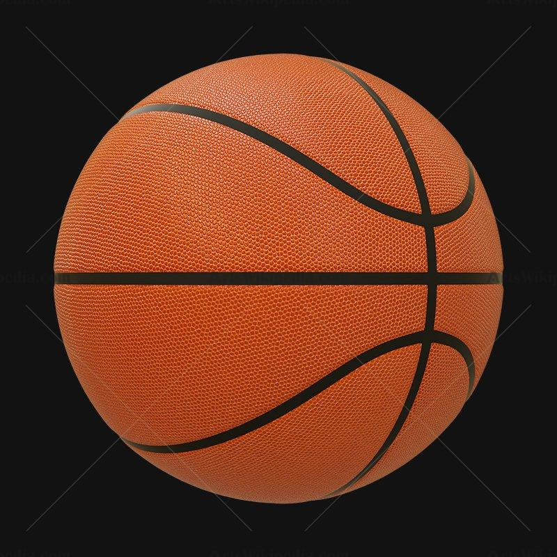 Basketball Leather Normal Map
