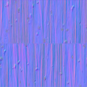 seamless-wood-pattern-normal-map