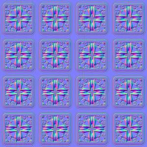 seamless-pattern-normal-map
