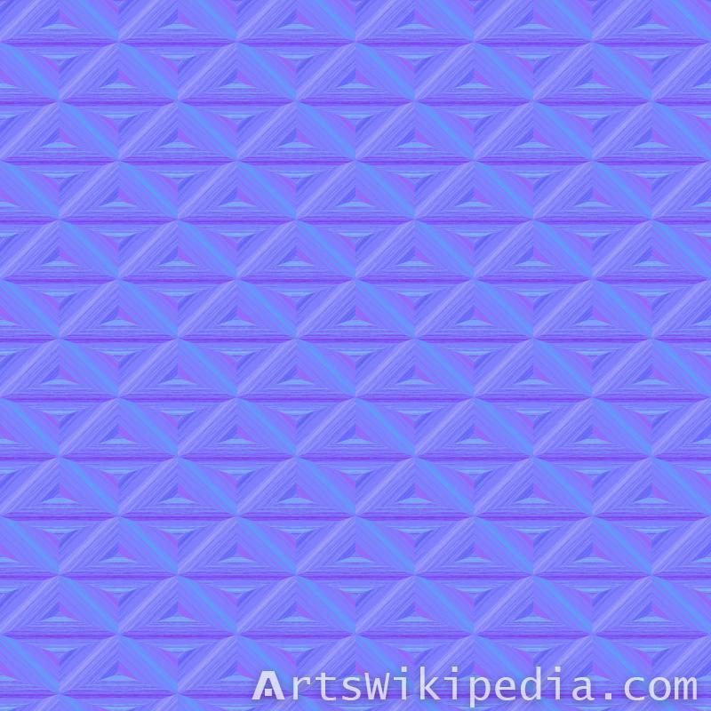 light map wood pattern