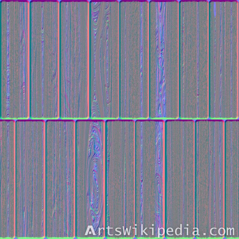 free wood texture normal  map