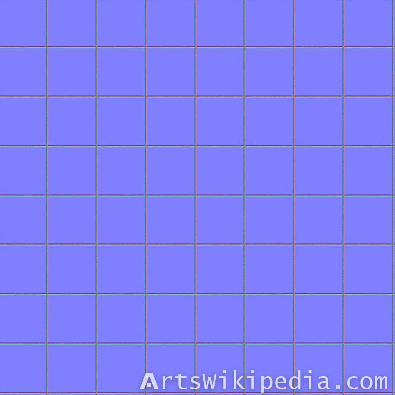 wood tiles normal image