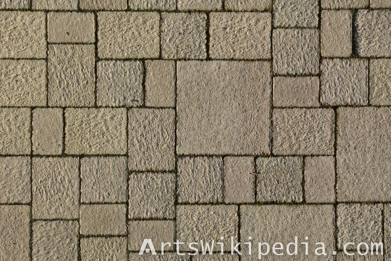 asphalt pavement tiles