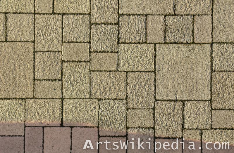 free concrete pavement texture