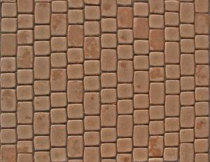 seamless brown pavement texture