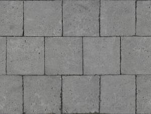 square-concrete-pavement