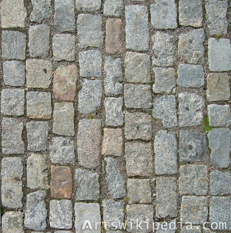 Gothic pavement free
