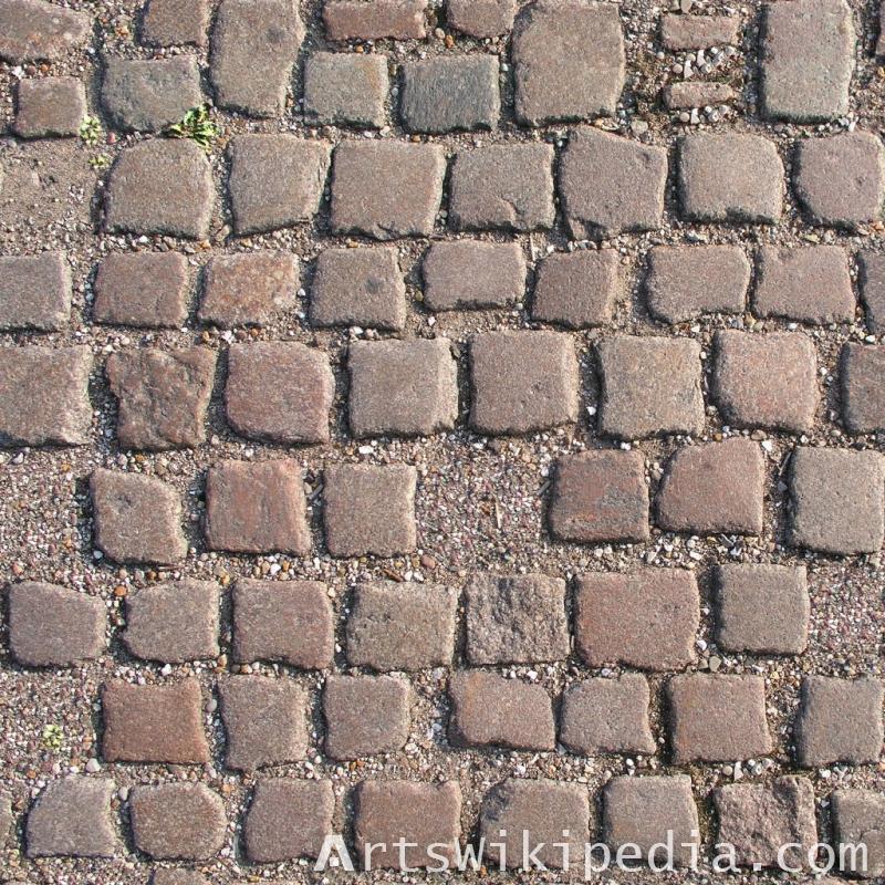 free ,cobblestone pavement