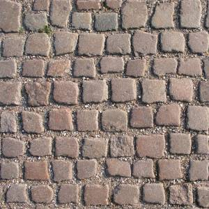 free-brown-cobblestone-pavement