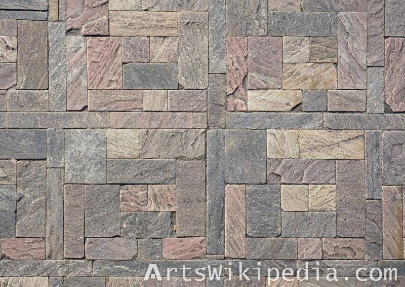 luxury pavement tiles