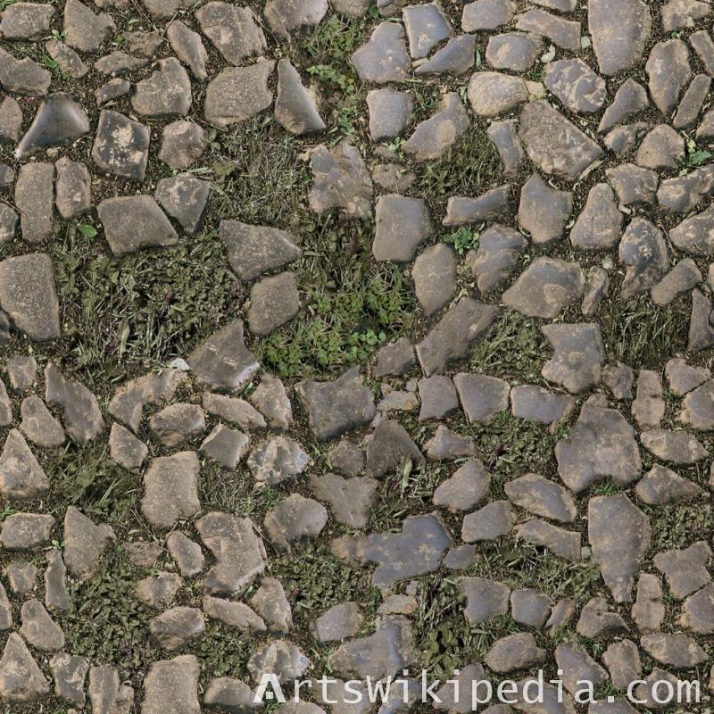 free gravel texture