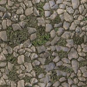 free gravel texture map