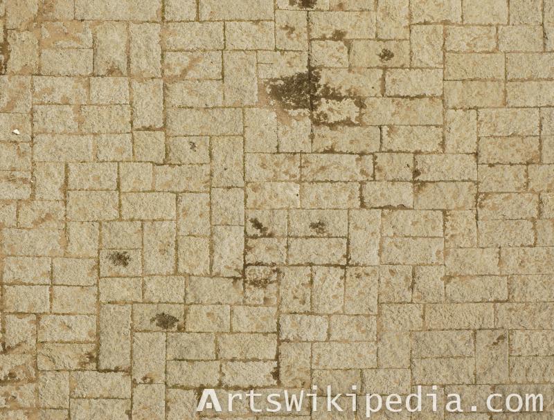 free stony pavement texture