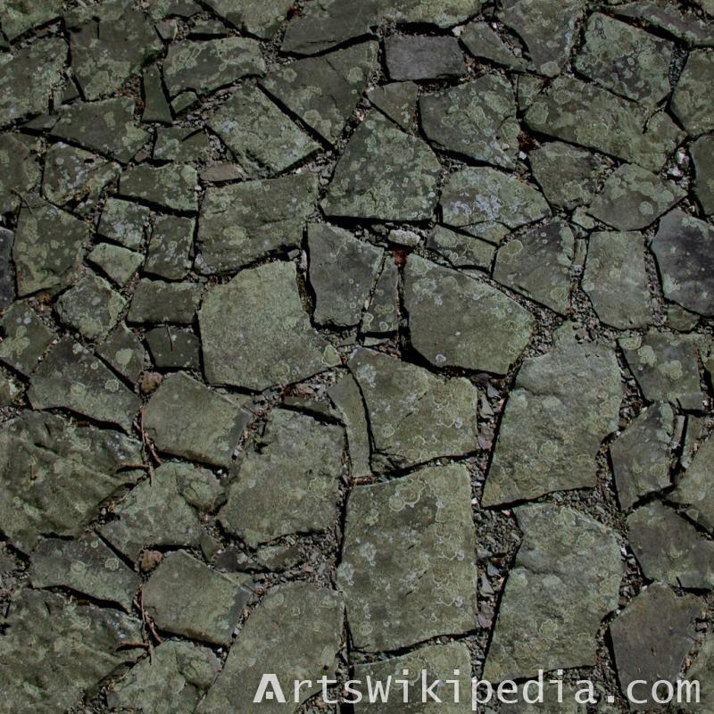 free pavement stone image