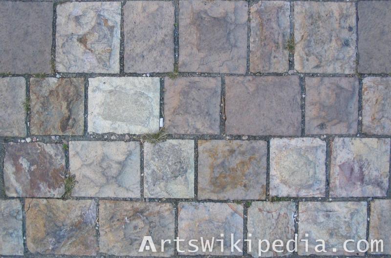 pavement stone free textures