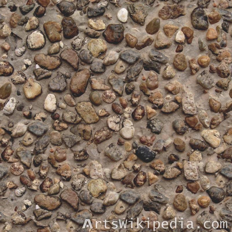 stony pavement texture free
