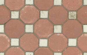 octa tiled pavement texture