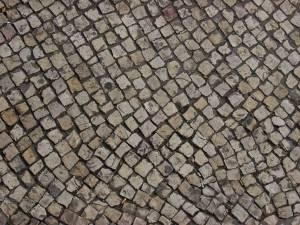 paving cobblestone texture