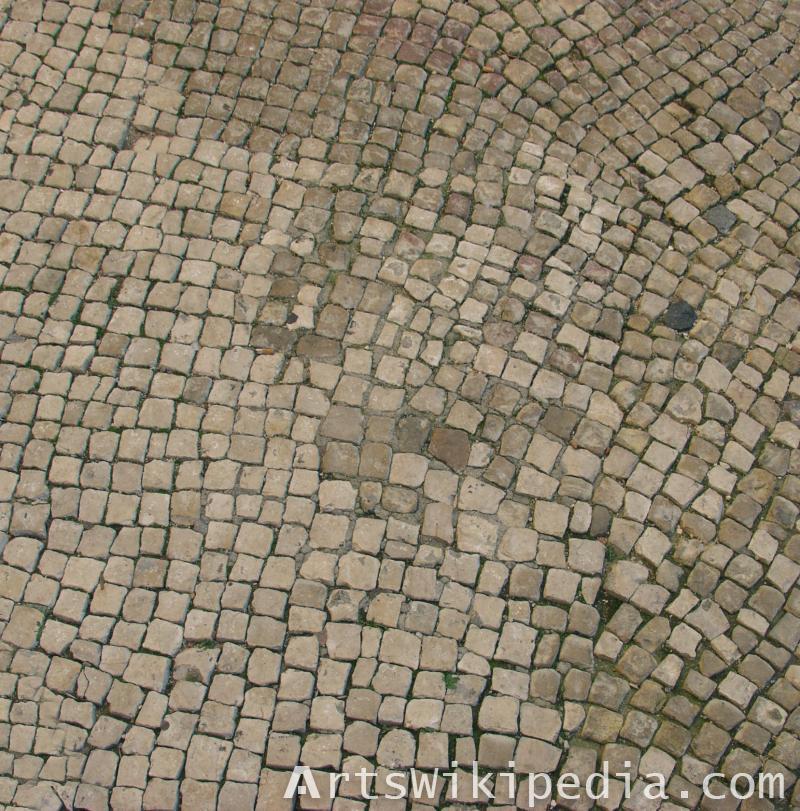 blender pavement material