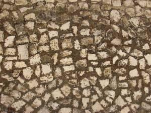 old cobblestone albedo map