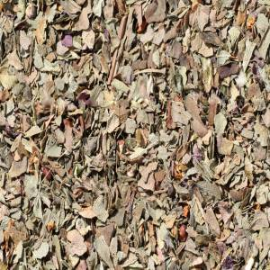Seamless dried leafs texture